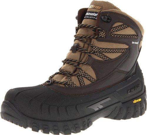 Hi-Tec Men's Ozark 200 I WP Snow Boot,Dark Chocolate,9 M US