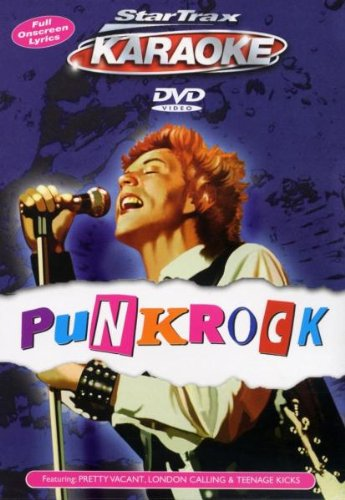 Karaoke - Punk Rock [DVD]