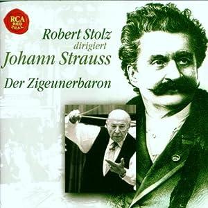 Strauß: Der Zigeunerbaron (Gesamtaufnahme) (Aufnahme Berlin Grunewaldkirche Mai 1964)