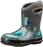 Bogs Women's Classic Winter Blooms Mid Snow Boot