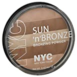 New York Color Bronzing Powder, Hamptons Radiance 706 0.42 oz (12 g)
