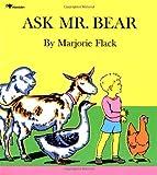 Ask Mr. Bear (0020430906) by Flack, Marjorie