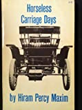 img - for Horseless Carriage Days book / textbook / text book
