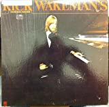 RICK WAKEMAN CRIMINAL RECORD vinyl record