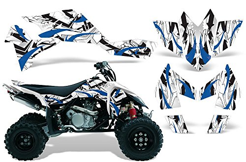 2006-2009 Suzuki LTR 450 AMRRACING ATV Graphics Decal Kit:Expo-Blue (Ltr 450 Graphics compare prices)