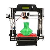 GEEETECH 3D Printer,Wooden Prusa I3 Pro W Desktop 3D Printer DIY Kit with WiFi Cloud,200x200x180mm(7.9''7.9''7.1'')Printing Size,Support 3D WiFi Module, EasyPrint 3D App. (Tamaño: M_100)