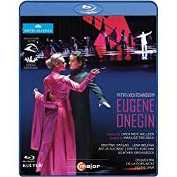 Eugene Onegin [Blu-ray]