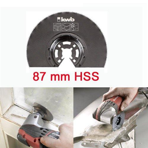 HSS-Tauch-Sgeblatt-87-mm-halbrund-fr-ALDI-TopCraft-und-WORKZONE-LIDL-PARKSIDE-und-WORX-Sonicrafter
