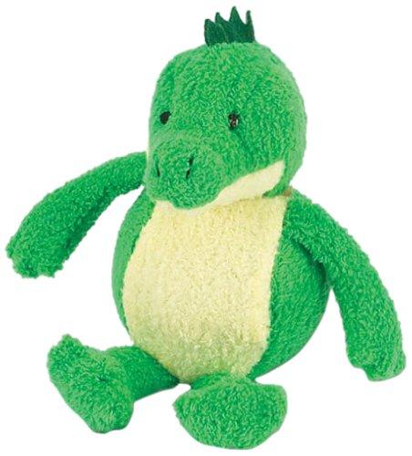Purr-Fection Gomez Bouncy Buddy Alligator Plush