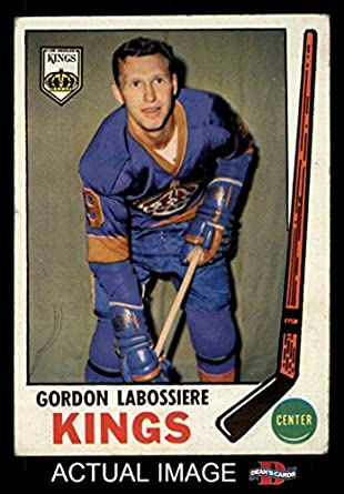 Amazon.com: 1969 Topps 109 Gord Labossiere Good: Collectibles & Fine