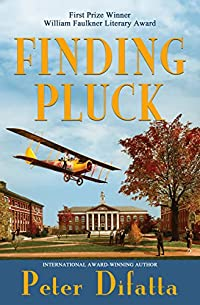 Finding Pluck: First Prize - William Faulkner Literary Award by Peter Difatta ebook deal