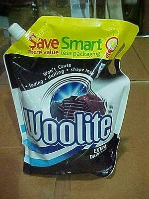 Woolite Extra Dark Care, Laundry Detergent, 30 Loads 60 Fl Oz