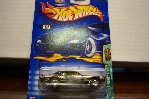 Hot Wheels 35th Anniversary T-hunt 4/12 '68 Cougar 2003 #004 (Hot Wheels T Hunt compare prices)