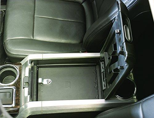 2009-2014 Ford F-150 Security Console Insert (F 150 Accessories 2013 Console compare prices)