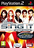 Disney Sing It: Pop Hits on PlayStation 2