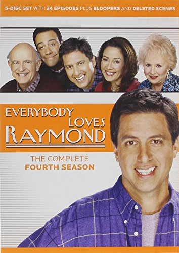 DVD : Everybody Loves Raymond: The Complete Fourth Season (Boxed Set, Repackaged, 5 Disc)