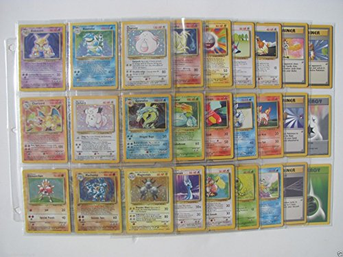 Pokemon COMPLETE BASE SET 102/102 CARDS Holos Charizard Blastoise+