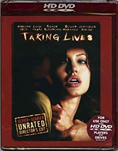 amazoncom taking lives unrated directors cut hd dvd
