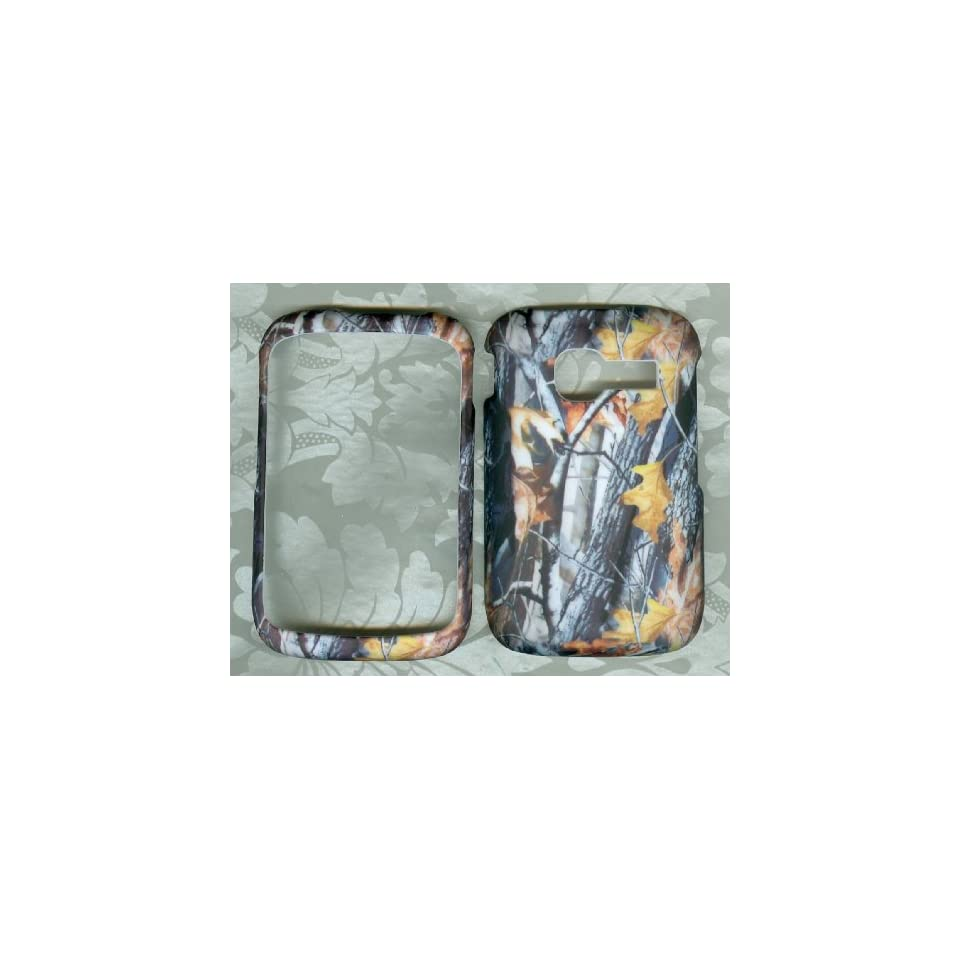 camo tree rubberized KYOCERA LOFT TORINO S2300 VIRGIN MOBILE Phone case Cover
