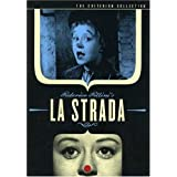La Strada (The Criterion Collection) ~ Anthony Quinn