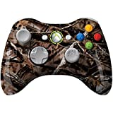 XBOX 360 controller Wireless Glossy WTP-339-Mathews-Lost-Camo Custom Painted- Without Mods