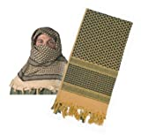 4537 LIGHTWEIGHT SHEMAGH TACTICAL DESERT SCARVES