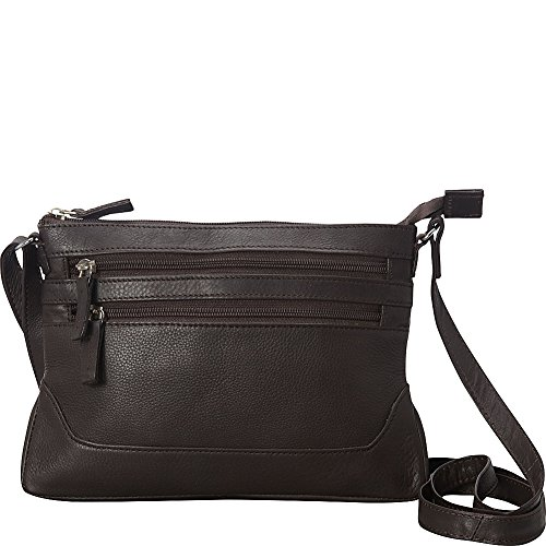 r-r-collections-soft-drum-dyed-leather-3-zip-crossbody-with-bottom-gusset