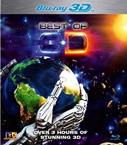 The Best of 3D Collection [3D Blu-ray]