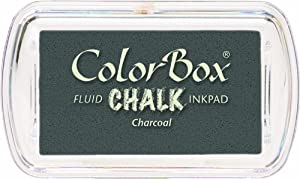 ColorBox Chalk Mini Ink Pad, Charcoal