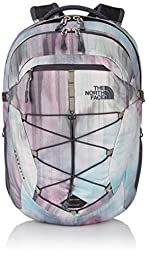 The North Face Women\'s Borealis Backpack - Lagoon Iridescent Print/Asphalt Grey, One Size
