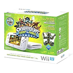 Nintendo Skylanders SWAP Force Bundle - Nintendo Wii U by Nintendo