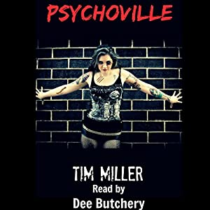 Psychoville Audiobook