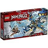 LEGO Ninjago 70602 Jay's Elemental Dragon 350pcs Building Kit