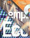 img - for Economia de la empresa 2  Bachillerato book / textbook / text book