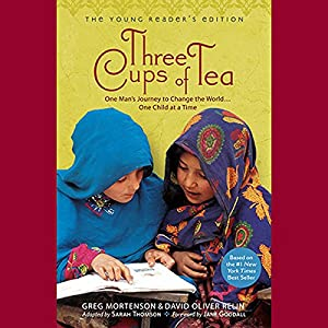 Three Cups of Tea Audiobook
