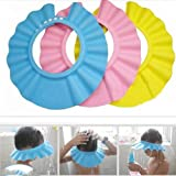 Popular Child care shampoo cap to prevent shampoo contact protection of infant eye