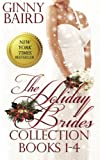 The Holiday Brides Collection (Books 1-4) (Holiday Brides Series) (Volume 6)