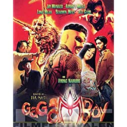 Gagamboy- Philippines Filipino Tagalog DVD Movie