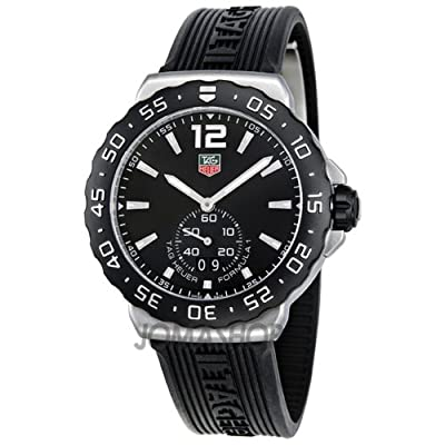 TAG Heuer Men's WAU1110.FT6024 Formula 1 Black Watch