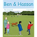Ben and Hassan - The wrong ballby John Wilkinson