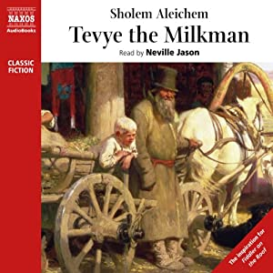 Tevye the Milkman Audiobook