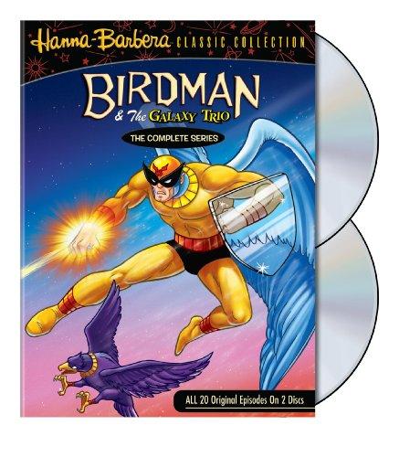 Birdman & The Galaxy Trio: Complete Series [DVD] [Import]