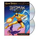 Birdman & the Galaxy Trio Show: The Complete Series ~ Various