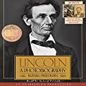 Lincoln: A Photobiography Audiobook by Russell Freedman Narrated by Robert Petkoff
