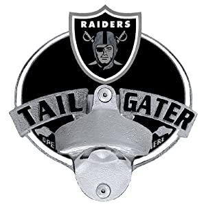 NFL Oakland Raiders Tailgater Hitch Cover by Siskiyou