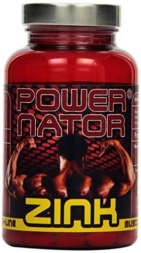 Powernator Zink 50 mg 120 Tabletten, 1er Pack (1 x 72 g)