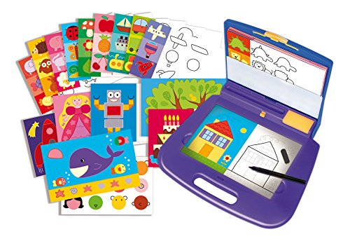 Diset - Aprendo a dibujar, maletín creativo (63757)
