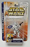 Star Wars Clone Wars-clone Trooper Super Articulate -Army of the Republic