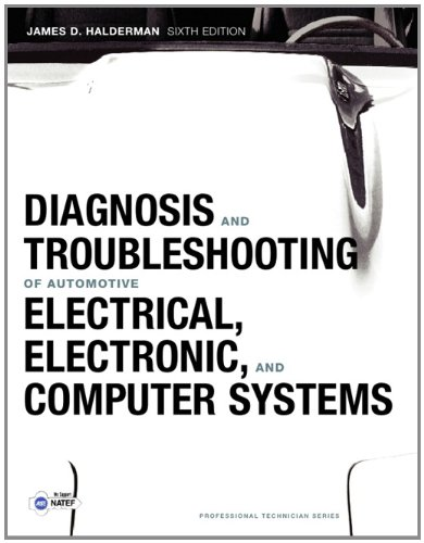 Diagnosis and Troubleshooting of Automotive Electrical,...