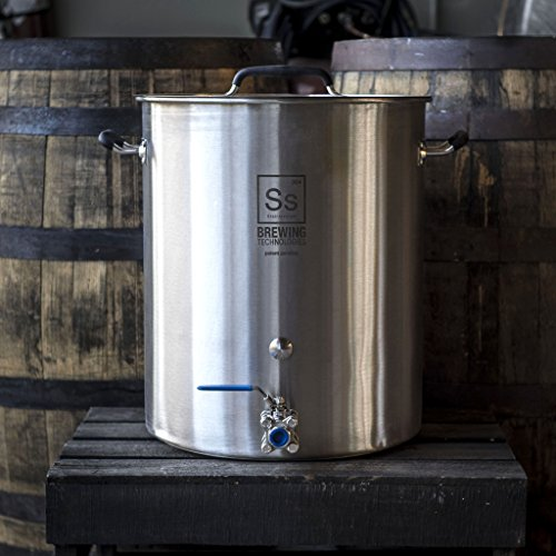 Ss Brewing Technologies 15 Gallon Stainless Steel Brew Kettle (Brew Kettle 15 Gallon Stainless compare prices)